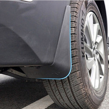 Car Mud Flaps Guard Mudguard Fenders Splash Flaps for TUCSON 2016(China)