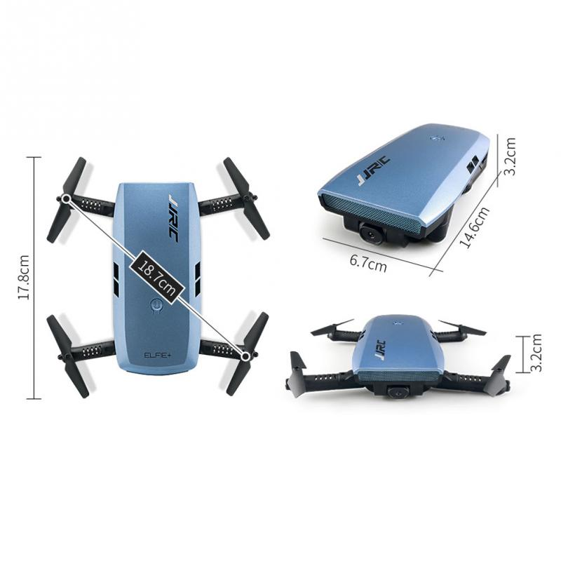 JJRC H47 WIFI FPV Foldable RC Quadcopter Fly more Combo – RTF