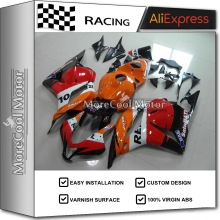 UV Painting Job Motorcycle Fairing Set For Honda Repsol CBR600RR 2009 2010 2011 2012 Fairings Kits 09 10 11 12