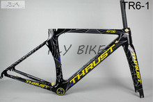 the coolest 2016 super light carbon road bike frame DCRF06 t800 full carbon fiber frame for 10 kinds color,cube frame and fixie
