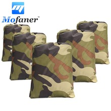Mofaner Universal 190T Camouflage Waterproof Motorcycle Cover Quad ATV Vehicle Scooter Motorbike Covers M L XL XXL XXXL(China)