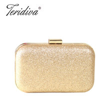 Teridiva Famous Brand Shoulder Bags Crossbody Women Clutch Bags Ladies Evening Bag for Party Day Clutches Purses and Handbag(China)