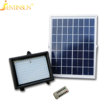 10W 126 Leds Outdoor LED Solar Panel Power Lights Lamps IP65 Waterproof Light-control Wall Lamp Flood Stree Light Spotlights(China)