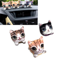 JEAZEA Car Cute Cat Activated Carbon Package Bag Air Fresher Purifier Bamboo Charcoal Bag Decoration For VW BMW Nissan Audi(China)