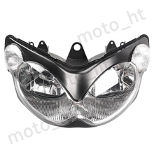 Headlight Headlamp Head Light Lamp For KAWASAKI ZZR1200 2002 2003 2004 2005 2006 2007 2008 2009 2010 2011 2012 2013 2014 2015