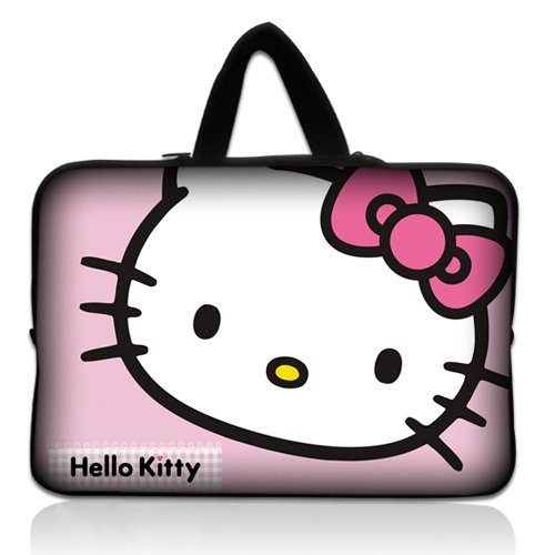 14 14.1 Pink Cute Neoprene Soft Laptop Netbook Sleeve Bag Case Cover Pouch+Hide Handle For 14 Sony VAIO/CW/CS<br><br>Aliexpress