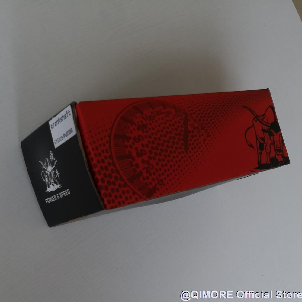 GY6-150 3MM Stroker Crankshaft packing