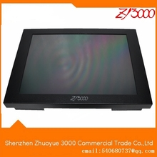 2017 Real Car Detector 800*600 Hdmi Vga Dc12v Input Open Frame Metal Casing 4 Wire Usb Resistive Touchscreen Industrial Monitor