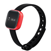 KINCO Bluetooth OLED Waterproof IP67 Health Monitor Smart Bracelet Step Pedometer Fitness Goal Setting Wristband for IOS/Android