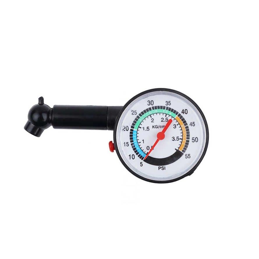 Car Vehicle Motorcycle Bicycle Dial Tire Gauge Meter Pressure Tyre Measure