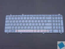 Brand  New White  Laptop  Keyboard  530579-281 AEUT3-00230  For  HP  DV6  DV6T  series  Thailand Layout 100%  compatiable us