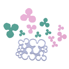Flowers Combination Metal Cutting Dies Embossing Stencil for Wedding Decoration Card Cuts Scrapbooking Paper Card Cutter