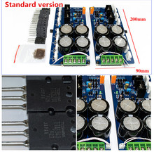 PR-800 1000W Class A / Class AB Professional stage power amplifier board Power tube TTA1943 TTC5200 or MJL3281 MJL1302
