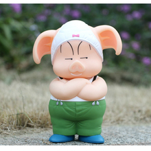 Japanese Classical Peripheral Character DRAGON BALL Z DBZ Oolong Pig Anime PVC Figure Collection Toy