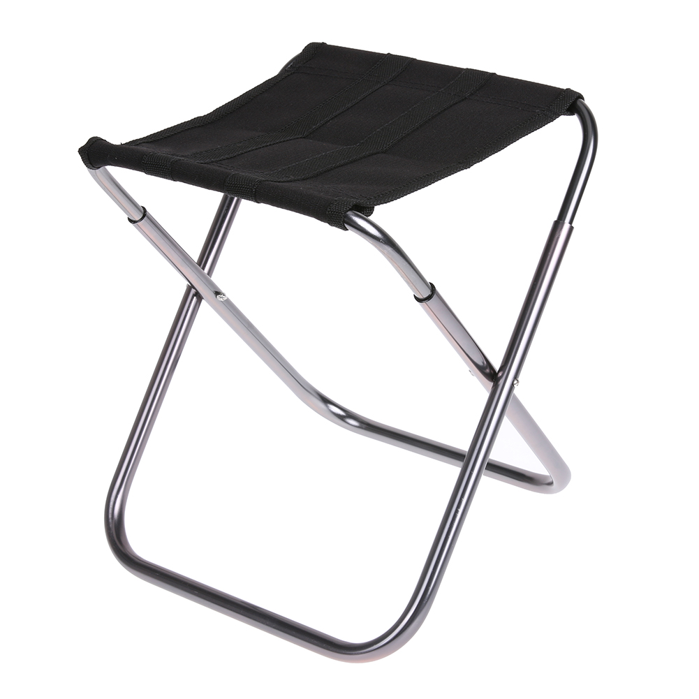 Portable Outdoor Fishing Folding Camping Chair with Oxford fabric and Aluminum Alloy for Garden,Camping,Beach,Travelling 7