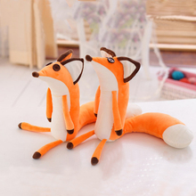1pcs 60cm The Little Prince And The Fox Plush Dolls , Stuffed Animals Plush Education Toys For Babys Christmas gifts