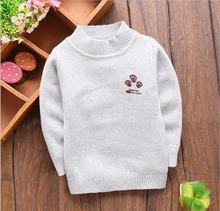 Vogue of new fund of winter 0-4 years old male and female baby hand knitting sweaters + free gift(China)