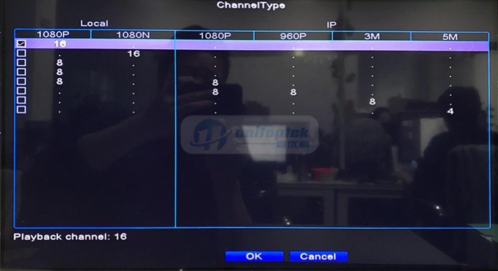 12 CCTV AHD DVR