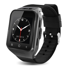 "ZGPAX S8 Bluetooth Smart Watch 1.54"" GPS MTK6572 Dual Core Android Smartwatch 2.0MP Cam SIM 3G WiFi 512MB 4GB Phone Wristwatch"
