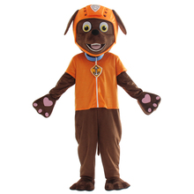 2016 New patrol Arrival Adult  Dog  Mascot Costume Fancy Dress Suit Cartoon Mascot
