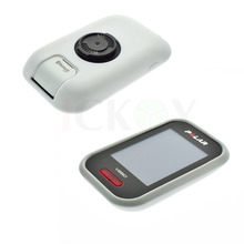 Outdoor Bycicle Road/Mountain Bike Accessories Rubber White Case for Cycling Training GPS Polar V650