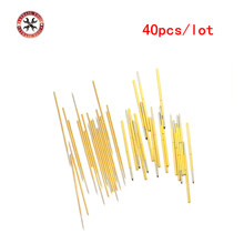 BDM frame pin for 40pcs needles; it has 20pcs small needles and 20pcs big needles support BDM100 ECU programmer ktag ecu(China)