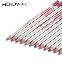 12pcs/set Professional Matte Pencil Lip Liner Pencil Waterproof Pencils For Lips Long Lasting Lipliner Pen Makeup Cosmetic Tools(China)