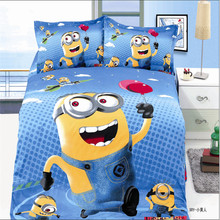 mavelous fighters boys bedding set 2/3pcs twin/single size of duvet cover bed sheet pillow case kit