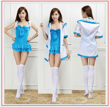 Japanese Anime LoveLive Halloween Costume Cosplay Costume Lolita Cheerleading Uniforms Plus Size