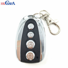 HKCYSEA 5pcs/lot,Wireless Auto Copy Remote Control Duplicator 433MHz Face To Face Copy For Motorcycle Key(China)