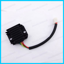 Voltage Regulator Rectifier  4 wires for Gy6 150cc 200cc 250cc pit bikes quad AT Dirt Bikes motorcycle Moped Scooters