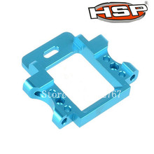 HSP 102060 (02022) 122060 Aluminum Front Gear Box Mount AL Upgrade Parts For RC 1/10 RC Model Car  CNC 94102 SONIC Free Shipping
