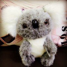 1 Pc Different Size Children Super Cute Cartoon Animal Plush Stuffed Soft Doll Toys Kids Lovely Koala Pet Bear Gifts For Girls