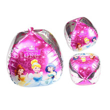 10pc/lot New Cinderella princess mylar balloon inflable helium balloon birthday party decorations princesa fiestas cumpleanos