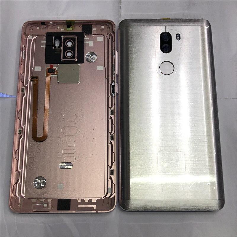 Xiaomi 5S Plus battery cover fingerprint-5