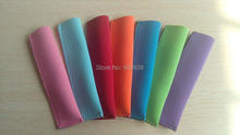 China ice cooler bag neoprene ice popsicle sleeve(China)