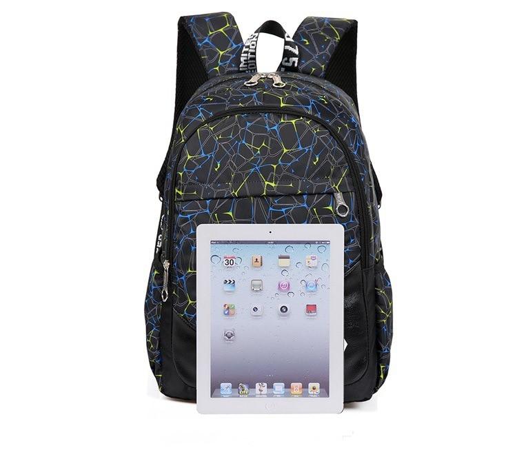 حقائب مدرسية عالية الجودة قماش 31