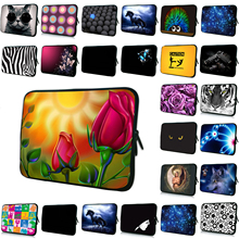 "Promotion 10"" Notebook Tablet 10.1 9.7 Inch Neoprene Sleeve Case Bag iPad Air 2 Case Huawei Chuwi Hi10 PC Laptop Women Bags"