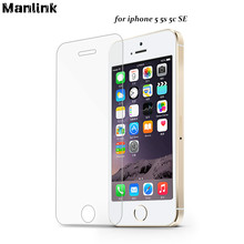2pcs Tempered Glass Film For Apple iPhone 5 5S 5C Screen Protector Full Body Saver Glass On For iPhone 5S SE