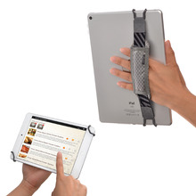 TFY Tablet Security Hand Strap Holder for iPad, Samsung Tab and Other Tablets(China)