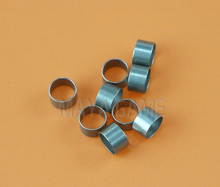high quality Barrel Hinge Shaft Pin Set For Nintendo DS Lite for NDSL Axis Axle for DSL Replacement  3pcs/lot