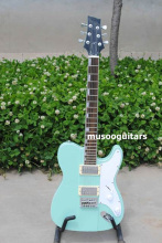 New brand electric custom guitar with thru neck(China)