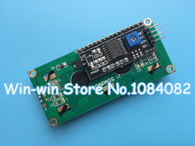 LCD1602+I2C LCD 1602 module Blue screen IIC/I2C LCD1602 IIC for arduino LCD1602 Adapter plate