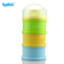 Buy 3 Layer Portable Baby Infant Feeding Milk Powder Milk Container Storage Feeding Box 3 Cells Grid Box Food Bottle Container3 FJ88 for $15.49 in AliExpress store