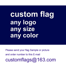custom flag any size Christmas Halloween Parade event party flags and banners company Advertisement 3x5 FT Z5105