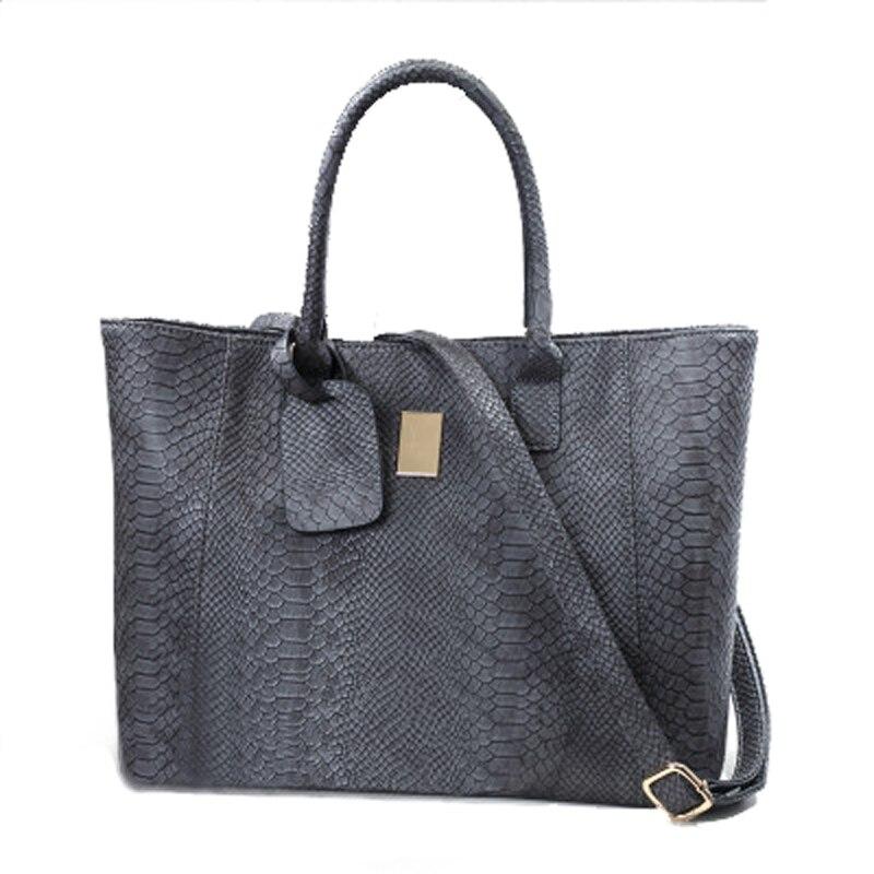 2017 Crocodile PU Women Leather Handbag Messenger Bags Handbags Women Famous Brands Shoulder Bag Ladies Totes Bolsa Feminina<br>
