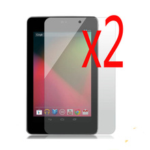 "2pcs Matte Anti-Glare Screen Protector Films Matted Protective Film Guard For Google Nexus 7 1nd 1rd 2012 7"" Tablet"