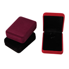 JAVRICK Velvet Necklace Jewelry Gift Display Box Ring Bracelet Storage Case New 2S9326