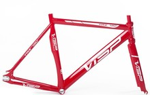 fixed gear frame and fork /VISP trx790 frame and fork(China)