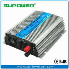 FREE SHIPPING Indoor design 300W Solar Micro Grid Tie Inverter input 10.5-28V DC for Small home Solar Power System(China)